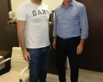 Συνάντηση με τον Γενικό Γραμματέα της ΚΟ της ΝΔ